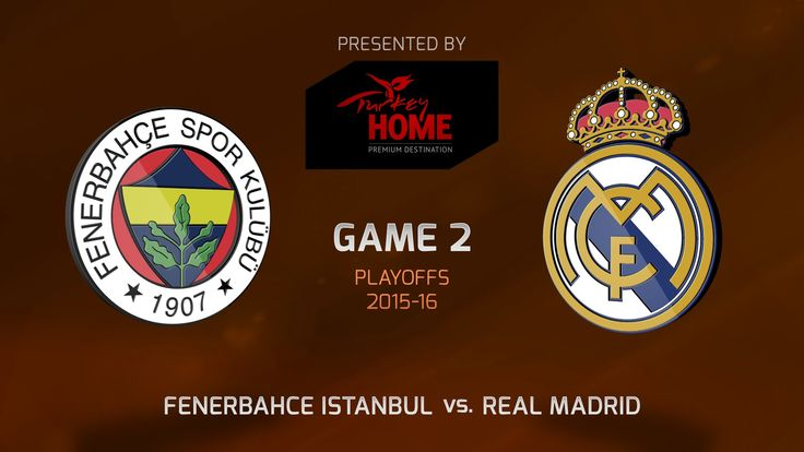 Highlights: Fenerbahce Istanbul-Real Madrid, Game-2