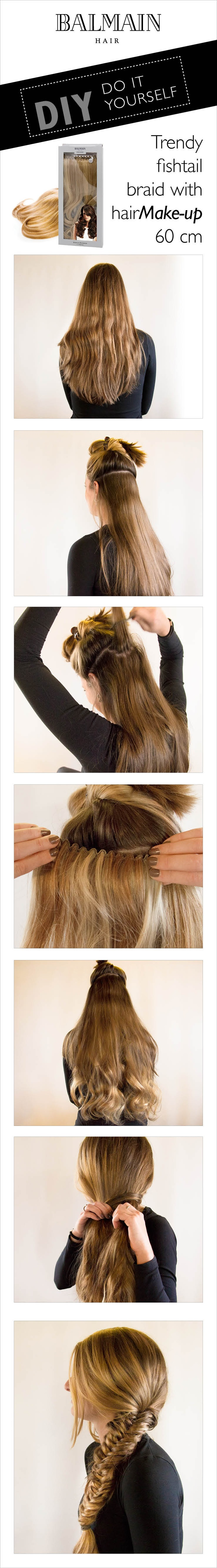 Follow Balmain Hair on Facebook for more tip tricks and DIY's