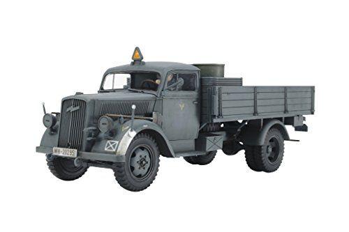 Miniaturas Militares – Alemán 3ton 4×2 camión de carga – Escala 1/48 kit modelo – Comprar Gangas