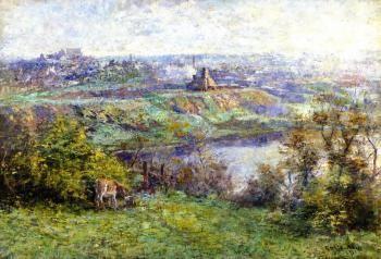 Coming of Spring - Frederick McCubbin