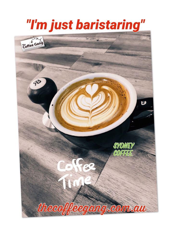Good Morning Sydney. And if you not following us yet, WHY NOT?? Its coffee time.... Level 1, 468 George street, Sydney #thecoffeegangcafe #thecoffeegang #coffeelover #coffeeworld #sydney #sydneycoffee #sydneycafes #cafesinsydney #barista #coffee #cafelife #latteart #students #training #coffeecourse #imjustbaristaring #thecoffeeganginkl #thecoffeeganginhk #thecoffeeganginfiji