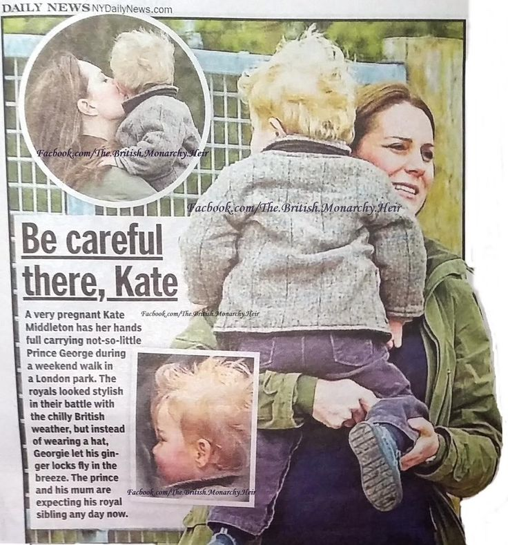 duchofcambridge: More photos from the NY Daily news