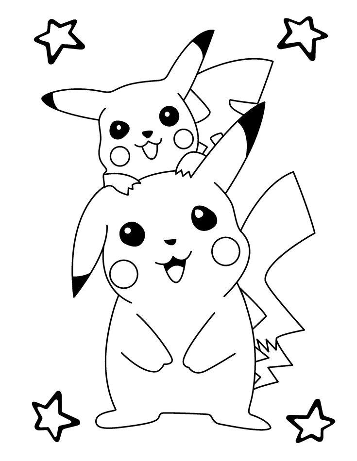 ausmalbilder pokemon  ausmalbilder für kinder  pokemon