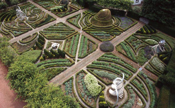 спиральный центр архитектура ландшафтный философия сад