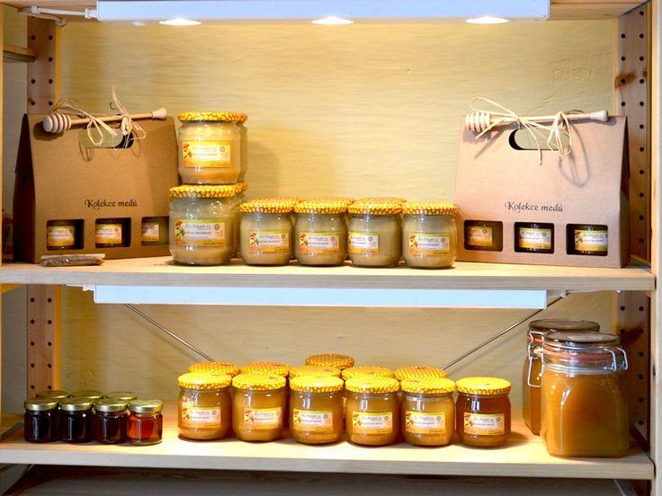 Medy z Přílepského lesa