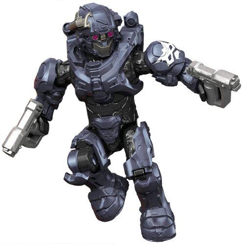Halo - UNSC Spartan Argus | Mega Bloks - Collectors