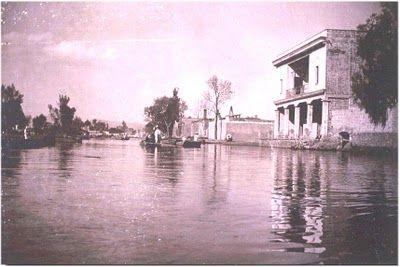 Barrio de Tultenco: Fotos, pinturas e imágenes del Paseo y Canal de la Viga