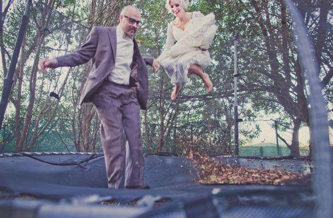 Eclectic California Wedding: Marcella + Nick