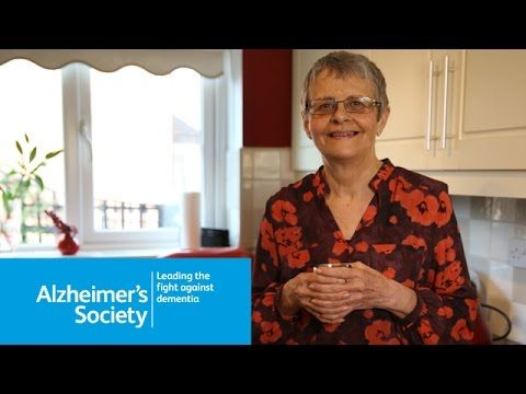 Wendy's story - getting diagnosed and staying connected - Alzheimer's So...