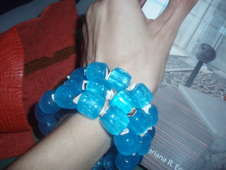 #bracelet #artepovera