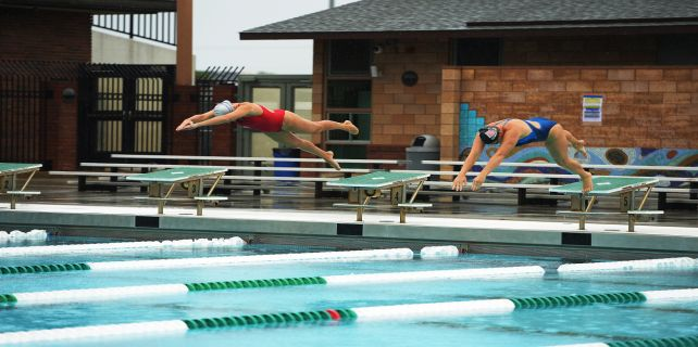 U.S. Olympic Athletes Caitlin Leverenz and Jennifer Kessy Are Built, Not Born