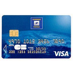 carte visa classic - carte bancaire internationale - La Banque Postale – La…
