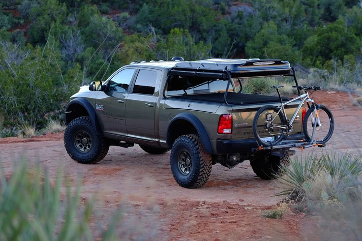 American Expedition Vehicles Ram 2500 project, now called the Prospector,