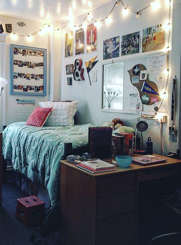 Cool Dorm Rooms — The George Washington University, Madison Hall