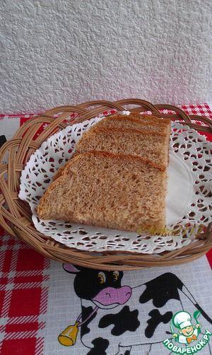 Диетический хлеб с отрубями