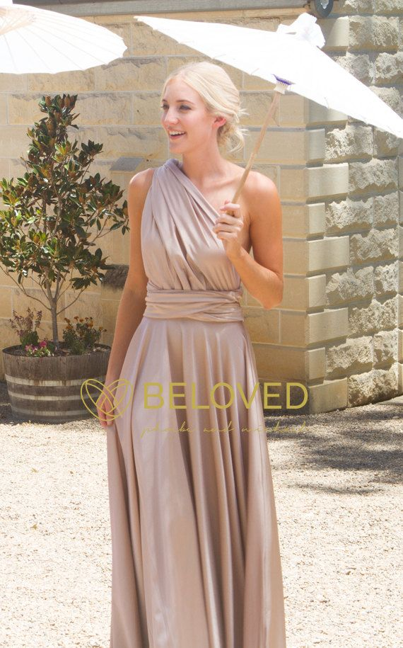 Hey, I found this really awesome Etsy listing at https://www.etsy.com/listing/220755534/convertible-infinity-bridesmaid-dress