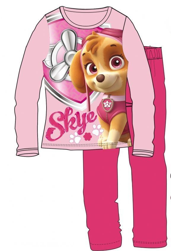 Pijama Skye patrulla canina