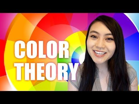 Intro to Color Theory - Terminology - YouTube