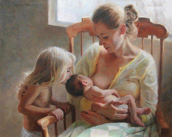 Многие женщины почему-то думают, что родить ребенка и стать матерью - одно и то же. С тем же успехом можно было бы сказать, что одно и то же - иметь рояль и быть пианистом. / Новые дети