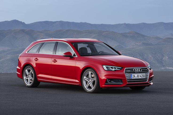 Nové Audi A4 Avant