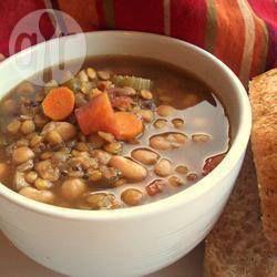 Moroccan Lentil Soup @ allrecipes.co.uk