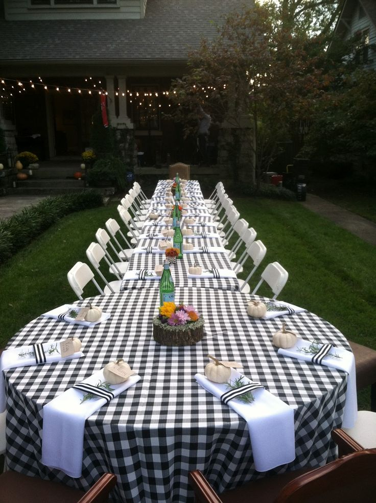 17 Best Ideas About Gingham Wedding On Pinterest