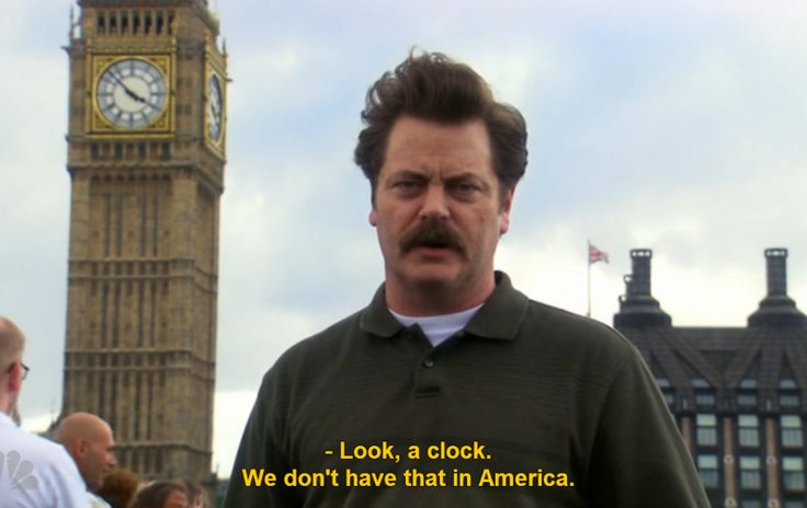 27 Inspirational Ron Swanson-isms That Will Help You...