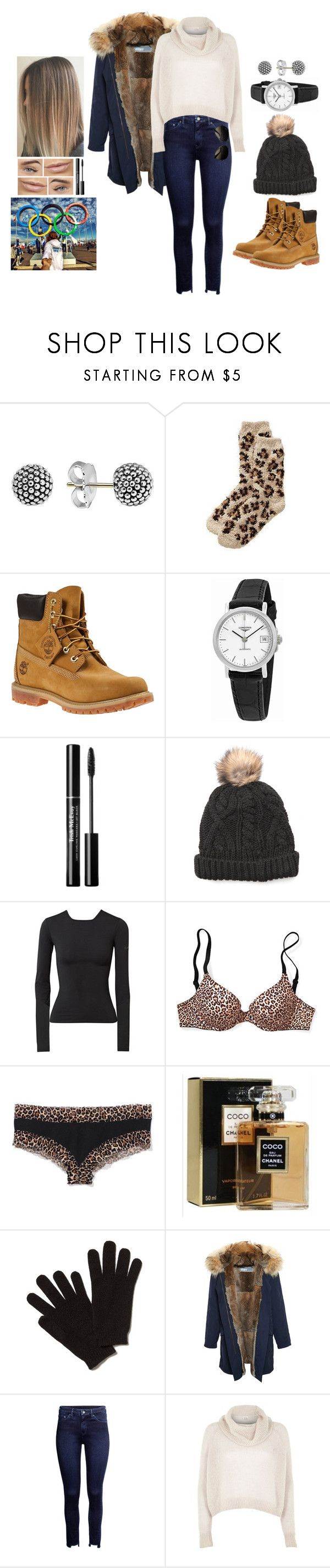 """""""Reminder From Sochi, Russia 🇷🇺"""" by teodoramaria98 ❤ liked on Polyvore featuring Murad, Lagos, Old Navy, Timberland, Longines, NIKE, Victoria's Secret PINK, Chanel, Yves Salomon and River Island"""