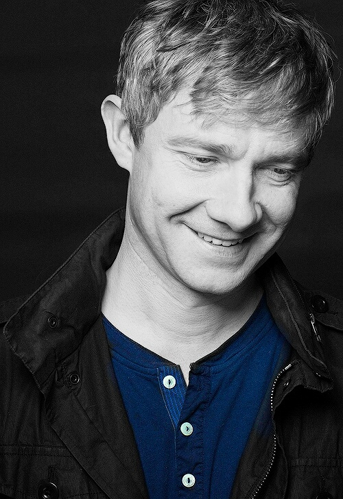 Martin Freeman || So, in my dream we are a couple. And we solve cases. Lol!!!! Shh, don't tell my husband. Jk, he knows already & he doesn't care.  My first British crush!