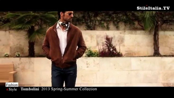 """Italian Gentleman"" - ""Tombolini"" - ""2013 Spring Summer"" - Fashion, Tail..."