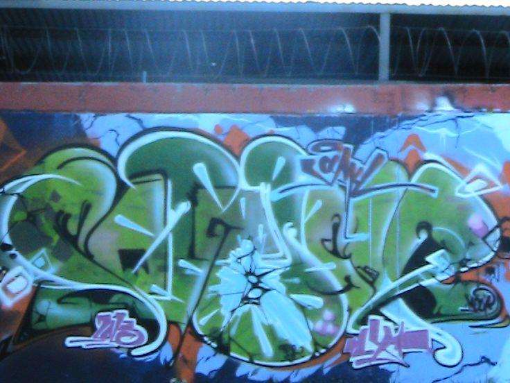 Graffitis de Aures