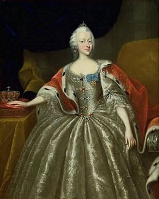 King Christian VI of Denmark's daughter Princess Louise