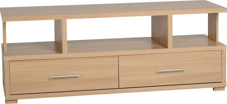 sales@spt-furniture.com  Euro oak veneer .Assembled Sizes(MM) 1200 x 390 x 47 Extra Information DRAWER FRONT SIZE W570 H180 DRAWER SPACE W515 D305 H100 MID SHELF SPACE W540 D390 H185 END SHELF SPACE W285 D390 H185