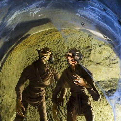 Tajemné znojemské podzemí - největší systém podzemních chodeb a sklepů v ČR