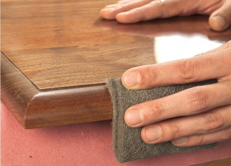 Super-Smooth Poly Finish - Popular Woodworking Magazine