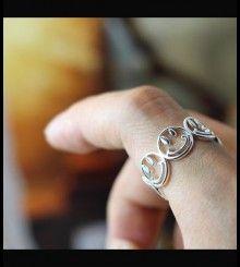 Δαχτυλίδι χαμογελαστές φατσούλες