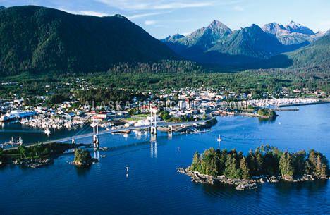 My second home, Sitka, Alaska.
