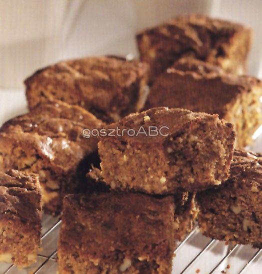Fehér csokoládés brownie | Receptek | gasztroABC