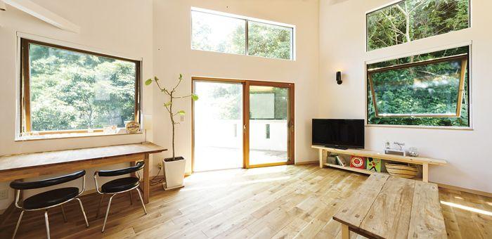 施工実例case36 | 神奈川での注文住宅は山下建設 イメージをカタチにする技術力で思いっきりMY STYLEの家を提案