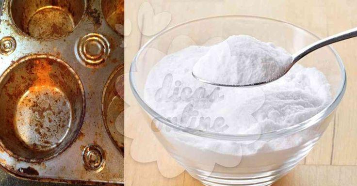 Dê um fora na ferrugem com ingredientes naturais!