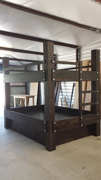 Custom Bunk Beds 53 best custom bunk beds images on pinterest | custom bunk beds