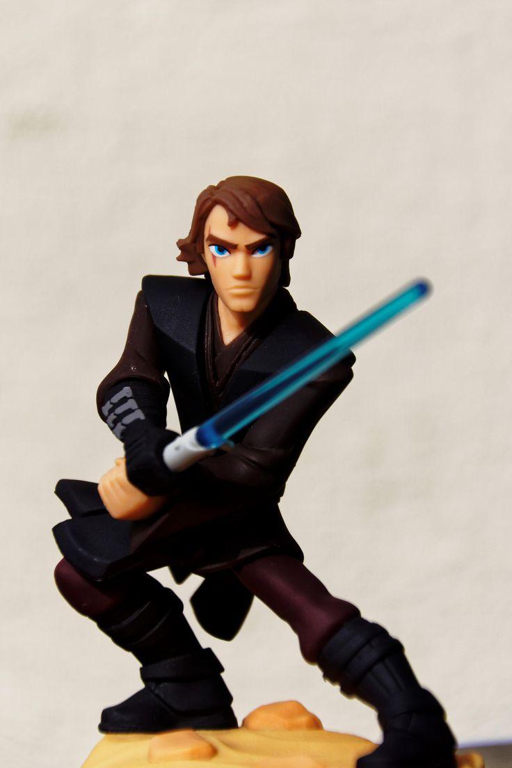 Disney Infinity 3.0 Anakin Skywalker Figure