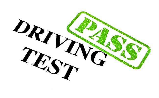 The Texas Drivers License Driving Test Guide Driving Test
