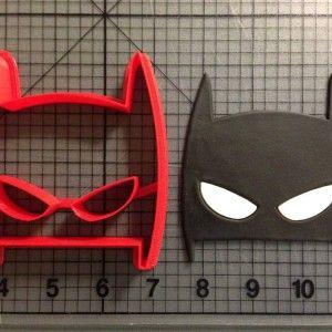 Batman Mask Cookie Cutter