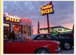 Frankie's Pizza - Bird Road - Miami, Fl.