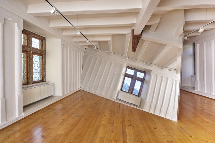 """a dissident room"" mirror / installation"