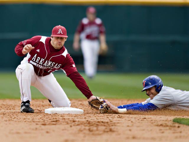 Arkansas Razorbacks Baseball   BASEBALL: Arkansas-Oklahoma Game Cancelled