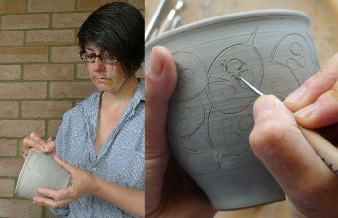 Jo Walker ceramics