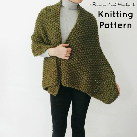 25+ best ideas about Chunky knitting patterns on Pinterest ...