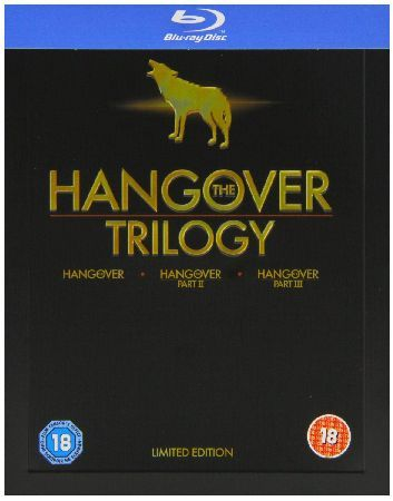 The Hangover Part I To Iii Trilogy Boxset Comedy trilogy from director Todd Phillips. In The Hangover (2009) Ed Helms Bradley Cooper and Zach Galifianakis star as three friends who lose their best friend Doug (Justin Bartha) just 40 hours bef http://www.MightGet.com/january-2017-12/the-hangover-part-i-to-iii-trilogy-boxset.asp
